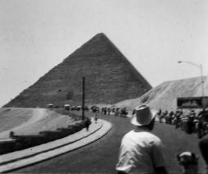 On camel to Great Pyramids- kongwa2london.com